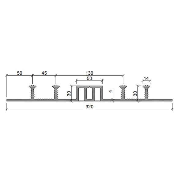 ДОМ-32050-430-(ПВХ)
