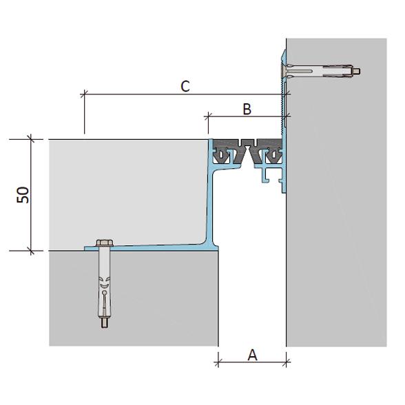 ДШВ50-угловой-схема-монтажа