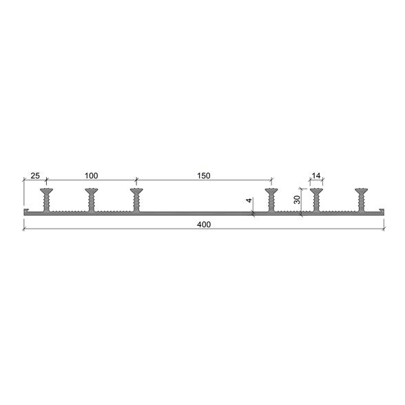 Гидрошпонка-ХО-400-630-(ПВХ)