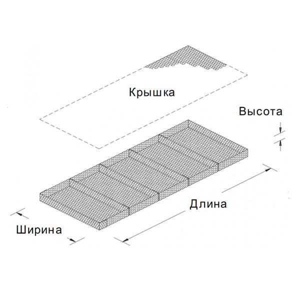 Gabion-matrac